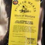 Jalapeno & Cheese Salami