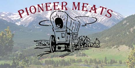Pioneer Meats Locally grown locally made