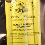 Tangy Summer Sausage