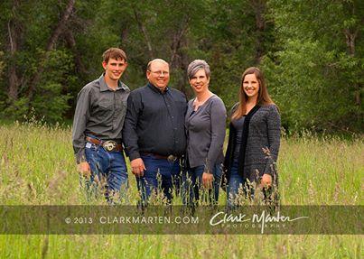 Family Picture taken by Clark Marten